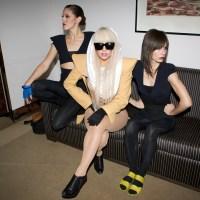 Lady Gaga. Photo by Ros O'Gorman
