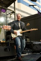 John Hiatt at SXSW - photo by Ros O'Gorman