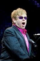 Elton John - image by Ros O'Gorman
