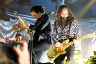 Grinderman - photo by Ros O'Gorman