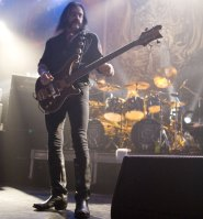 Lemmy of Motorhead. Photo by Ros O'Gorman