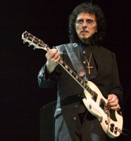 Tony Iommi - Photo By Ros O'Gorman, Noise11, Photo