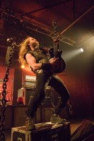 Zakk Wylde, Black Label Society - Photo By Ros O'Gorman