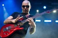Joe Satriani - Photo By Ros O'Gorman