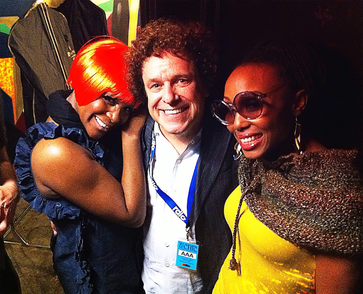 Leo Sayer Reviews Nile Rodgers And Chic For Noise11com Noise11com