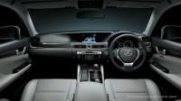 Lexus GS250 dash