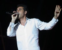 Serj Tankian, System Of A Down, Soundwave 2012 - Photo By Ros O'Gorman