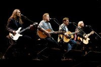 Eagles at Rod Laver Arena. photo by Ros O'Gorman