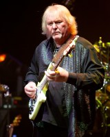 Chris Squire of Yes. Photo by Ros O'Gorman