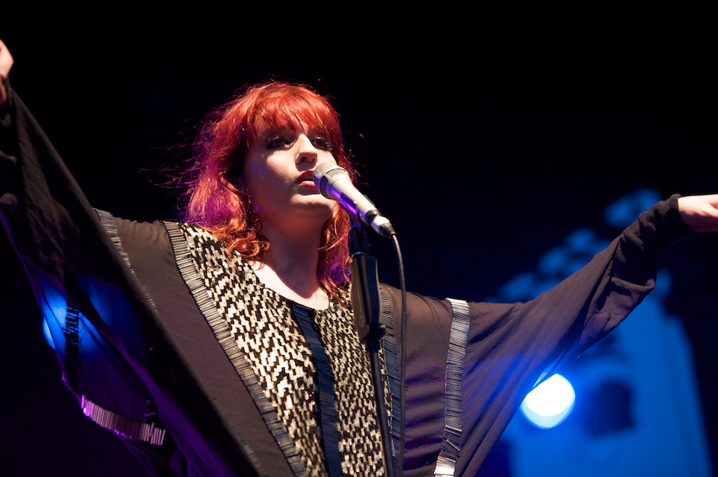 Florence + The Machine Shares Haunting New Ballad For 'Game Of Thrones'
