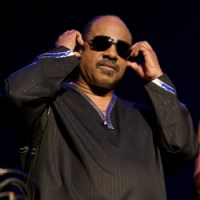 Stevie Wonder image by Ros O'Gorman