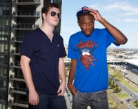 Chiddy Bang - Photo By Ros O'Gorman
