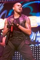 Chris Brown, Photo Ros O'Gorman