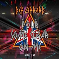 Def Leppard Sugar 2012