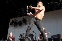 Iggy Pop, photo Ros O'Gorman Noise11.com