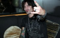 Tommy Lee photo by Ros O'Gorman