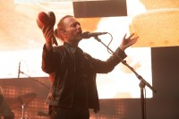 Thom Yorke, Radiohead, Photo: Ros O'Gorman