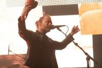 Thom Yorke, Radiohead, Photo: Ros O'Gorman