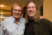 Engelbert Humperdinck, Brian Ritchie: Photo By Ros O'Gorman photo