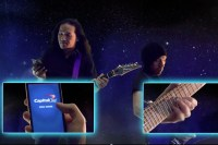 Dragonforce's Capital One TV commercial