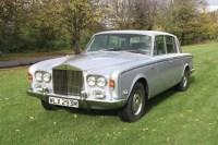 Freddie Mercury's 1974 Rolls Royce