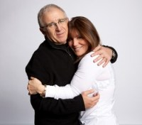 Irving Azoff and wife Shelli