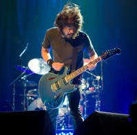Foo Fighters, Dave Grohl, Photo By Ros O'Gorman