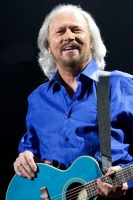 Barry Gibb, Rod Laver Arena, 2013, Photo By Ros O'Gorman, Noise11