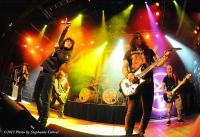 Anthrax with Slash at the House of Blues photo by Stephanie Cabral, Noise11, photo