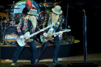 ZZ Top, Melbourne, Australia, Noise11, Ros O'Gorman, Photo