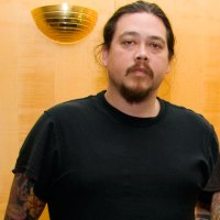Chi Cheng, Deftones, Photo By Ros O'Gorman