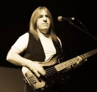 Trevor Bolder of Uriah Heep, Noise11, Photo