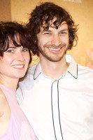 Gotye, Wally De Backer, arriving at the APRA Awards, Ros O'Gorman, Photo