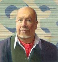 Jeffrey Smart Self Portrait 1993