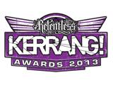 Kerrang Awards 2013