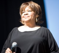 Mavis Staples photo by Ros OGorman