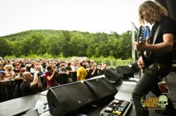 David Lowy and The Dead Daisies perform for Uproar Festival, Noise11, Photo