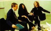 David Frost with John Lennon and Yoko Ono, Noise11, Photo