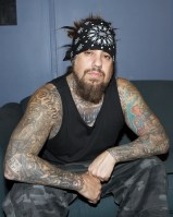 Fieldy, Korn, Ros O'Gorman, Photo