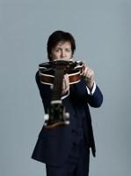 Paul McCartney photo by MaryMcCartney, Noise11, Photo