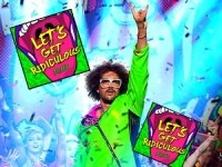Redfoo Lets Get Ridiculous