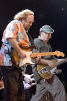 Stephen Stills and Neil Young photo by Ros O'Gorman, Noise11, Photo