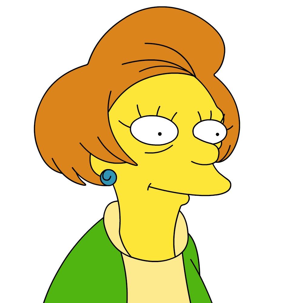 Edna krabappel death