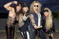 Steel Panther, Melbourne, Ros O'Gorman, Photo