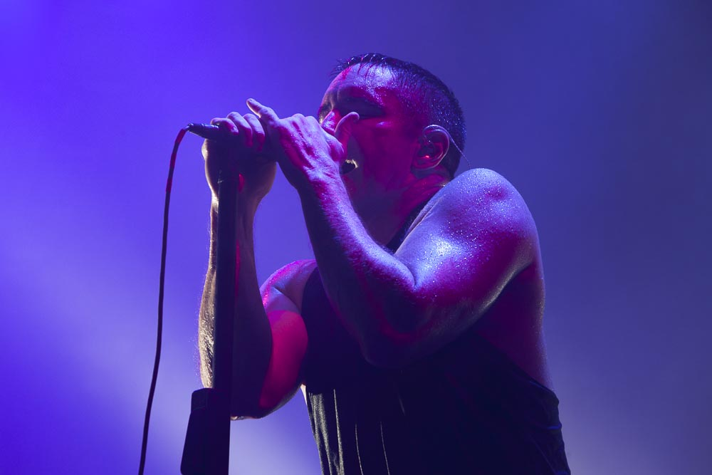 Nine Inch Nails, Queens of The Stone Age, Brody Dalle Play Melbourne ...