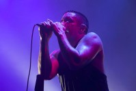 Nine Inch Nails, Trent Reznor, Photo By Ros O'Gorman