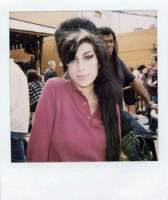 Amy Winehouse photo by Haylee Cashmere