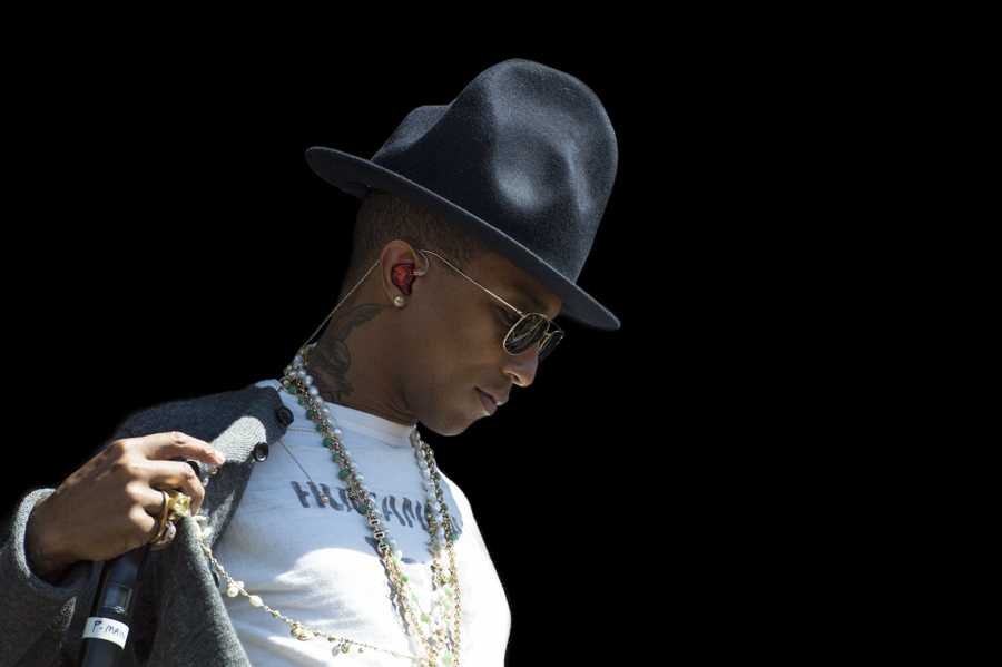 "Image result for TODAY IN HIP-HOP: PHARRELL'S ""HAPPY"" IS HIGHEST CHARTING OSCAR-NOMINATED SONG IN OVER 10 YEARS"