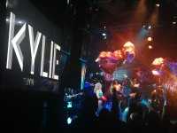 Kylie Minogue, noise11, secret show, iheartradio