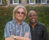 Daryl Hall and Darius Rucker